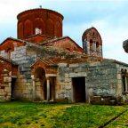 Albania - Apollonia - Monastero bizantino di Shen Meri (Santa Maria) - di Pierluigi Cortesi