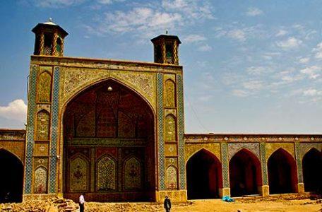 Iran - Shiraz - Moschea Nasir-ol-Molk