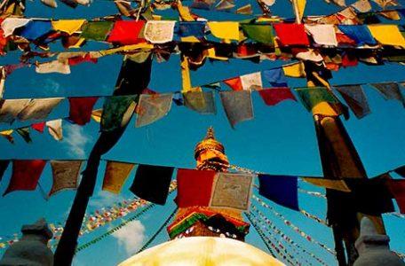 Nepal - Stupa di Boudhanath