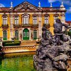 Portogallo - Il palazzo di Queluz