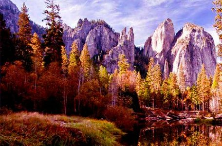 Stati Uniti - California - Yosemite National Park