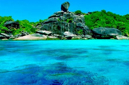 Thailandia - Isole Similan