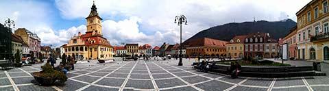 Brasov - Transilvania - Piata Sfatului