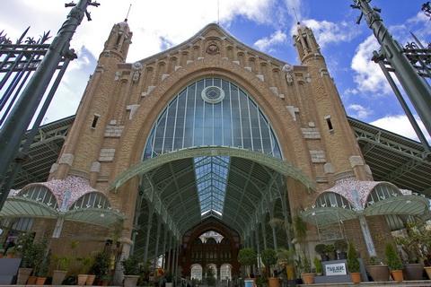 Valencia - Mercado Colon