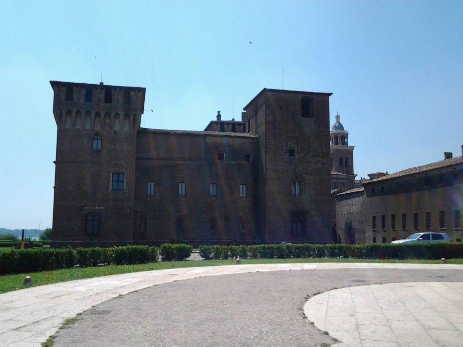 Mantova - Il castello del Palazzo Ducale