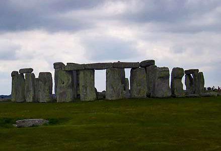 Stonehenge - Inghilterra - Foto di Ferny Forner dal racconto Londra 2017