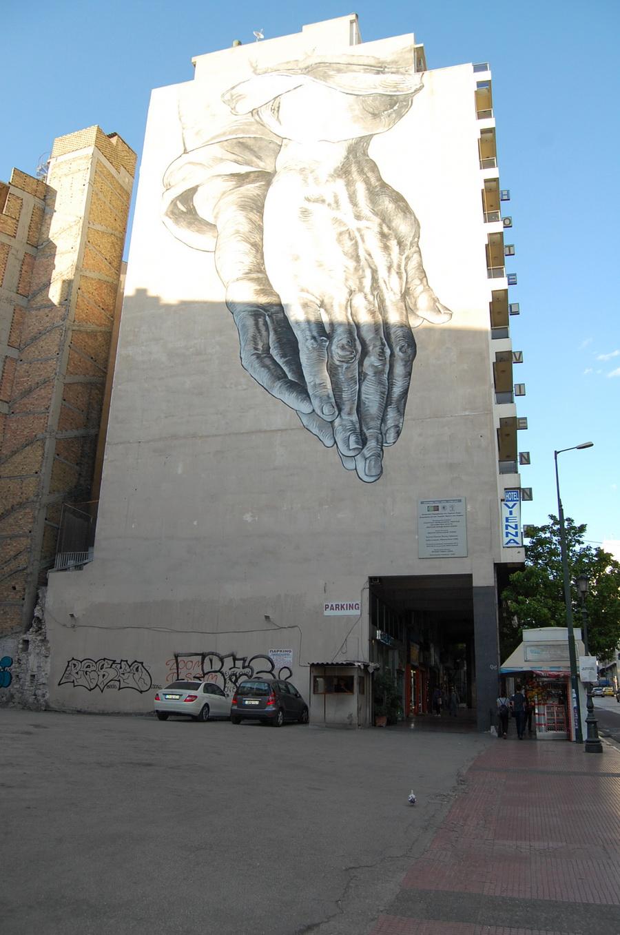 Grecia - Atene - Il quartiere di Metaxourgeio