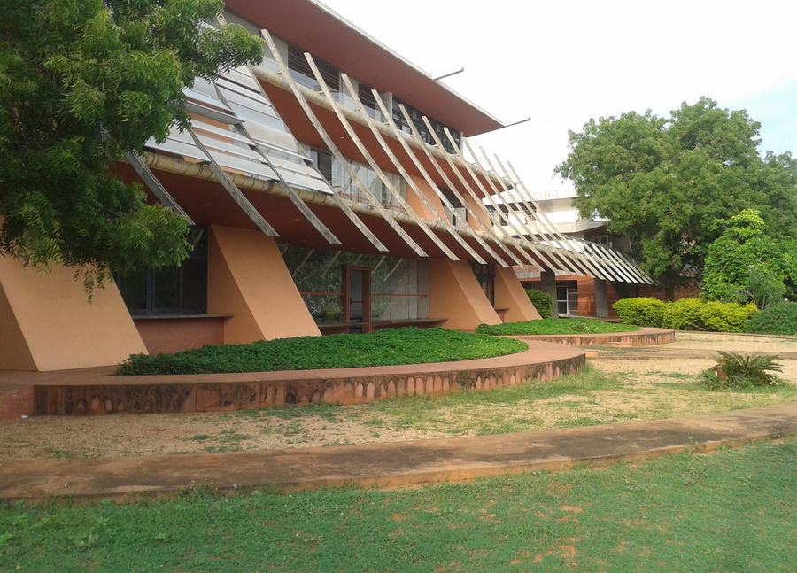 Auroville - Financial service (banca, bar, internet cafè)