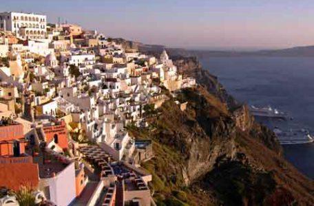 Grecia - Thira, Isola di Santorini.