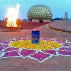 India Tamil Nadu - Auroville