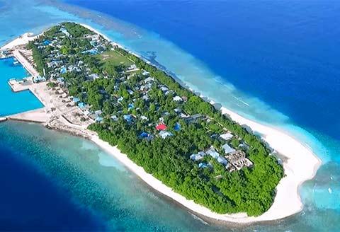 Maldive - Isola di Ukulhas