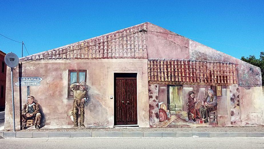 Tinnura - Murale
