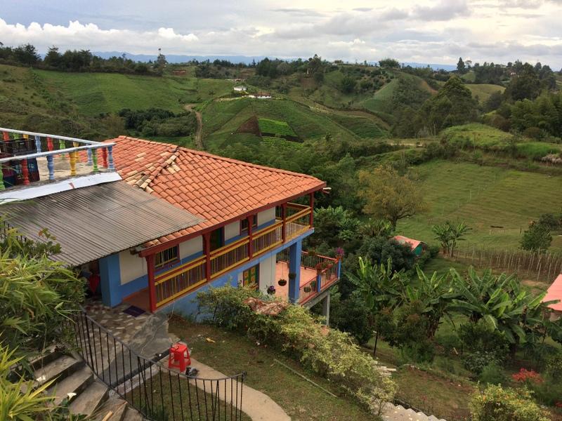 La nostra abitazione a Vereda Las Mercedes