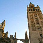 Siviglia - La Giralda e la Cattedrale