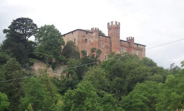 Il castello di Pomaro