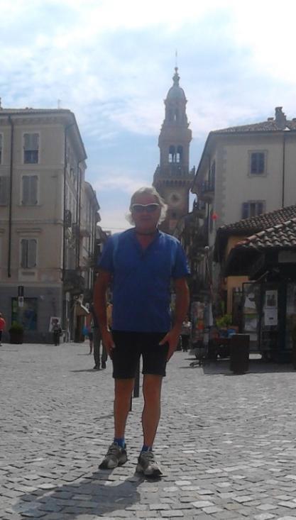 La torre civica di Casale Monferrato