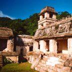 Palenque, Yucatan, Messico