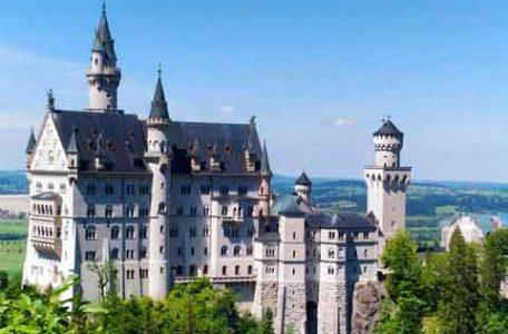 castello di Neuschwanstein - Foto di Monica e Vinicio