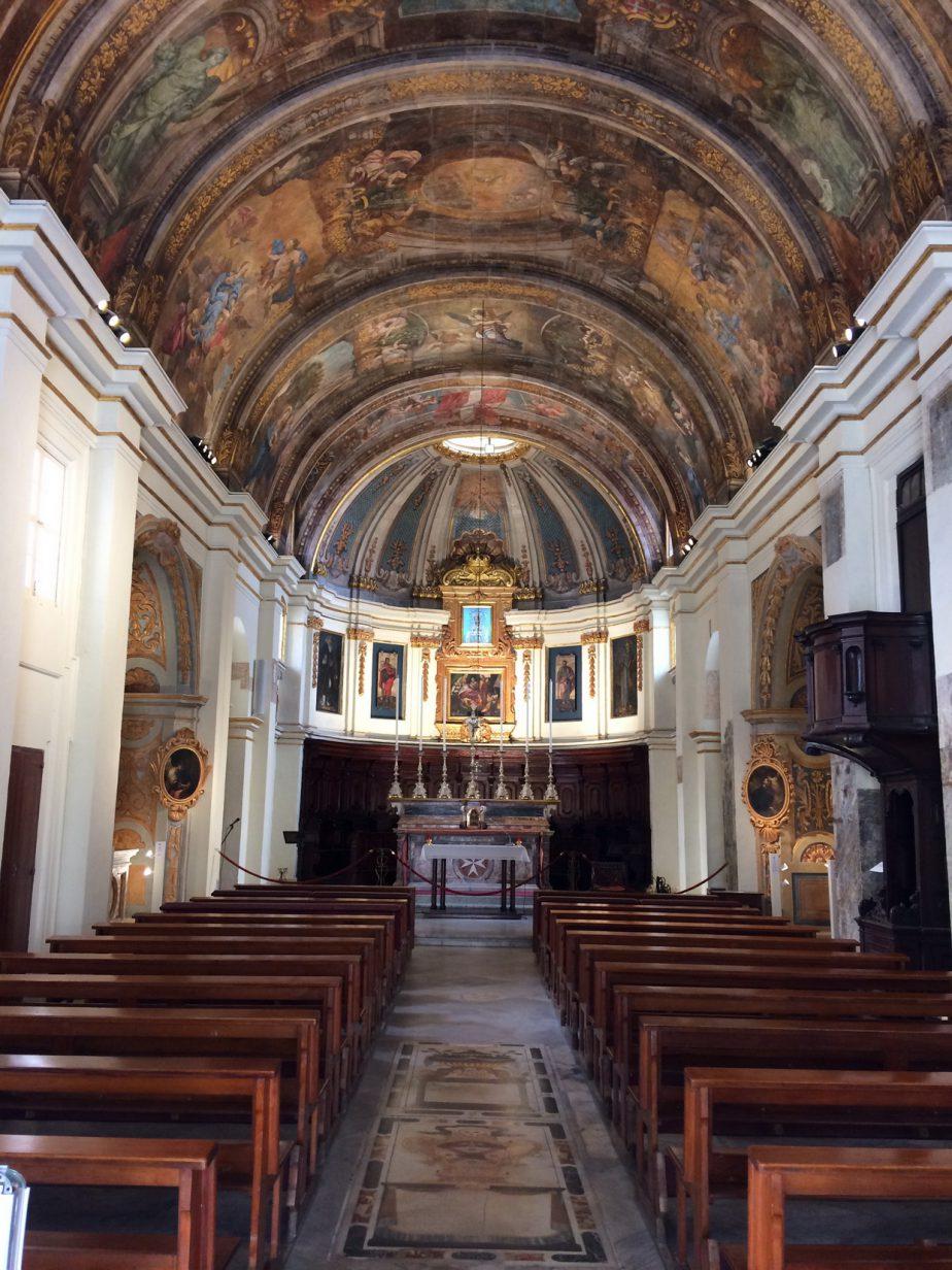 Chiesa della Madonna della Vittoria (2)