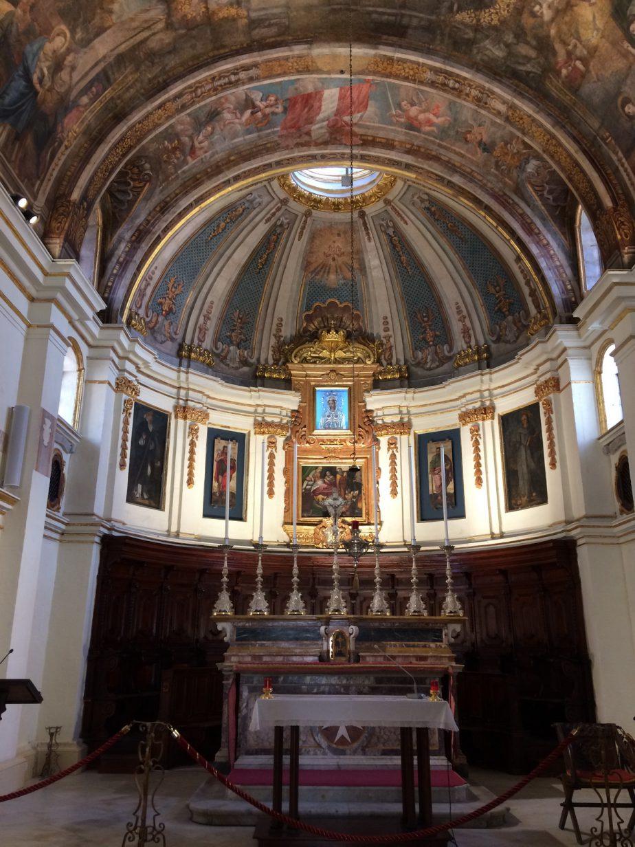 Chiesa della Madonna della Vittoria (3)