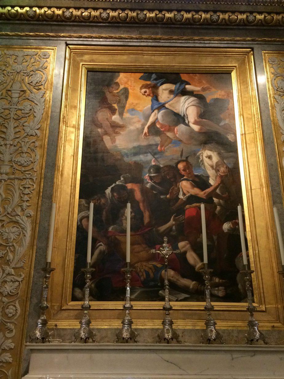 Mattia Preti Conversione di San Paolo