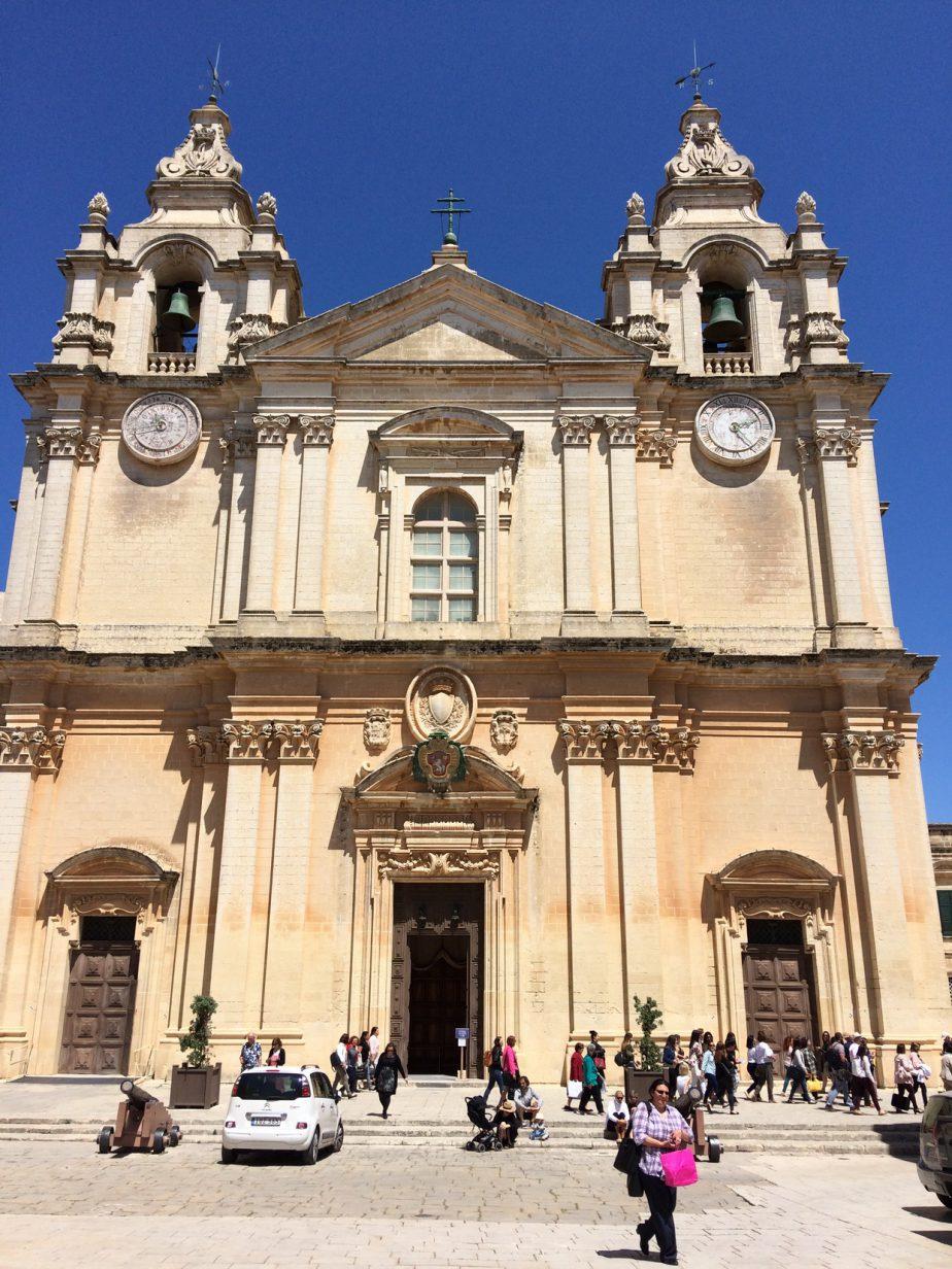 Mdina, Cattedrale di San Paolo (1)