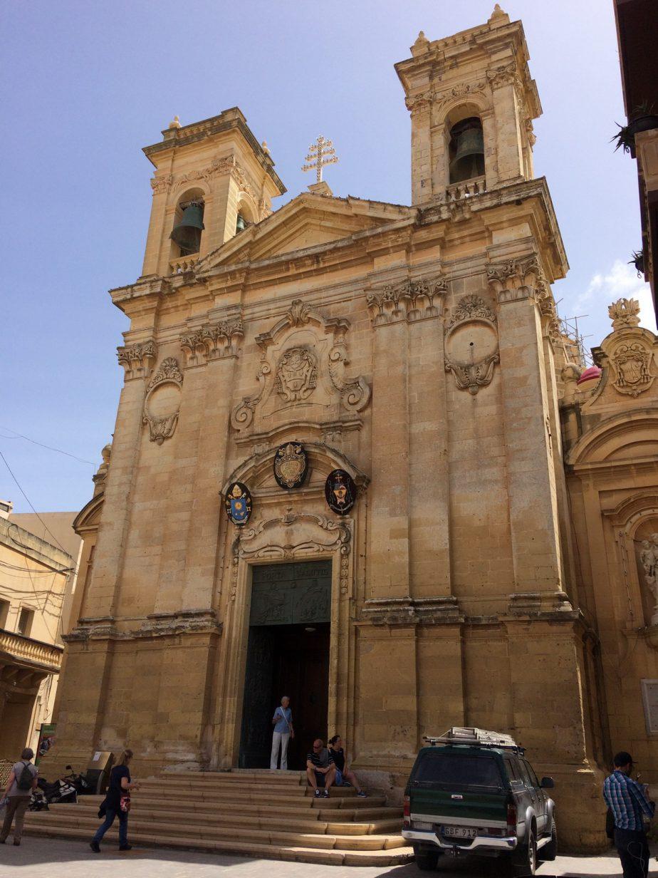 Victoria, Basilica di San Giorgio (1)
