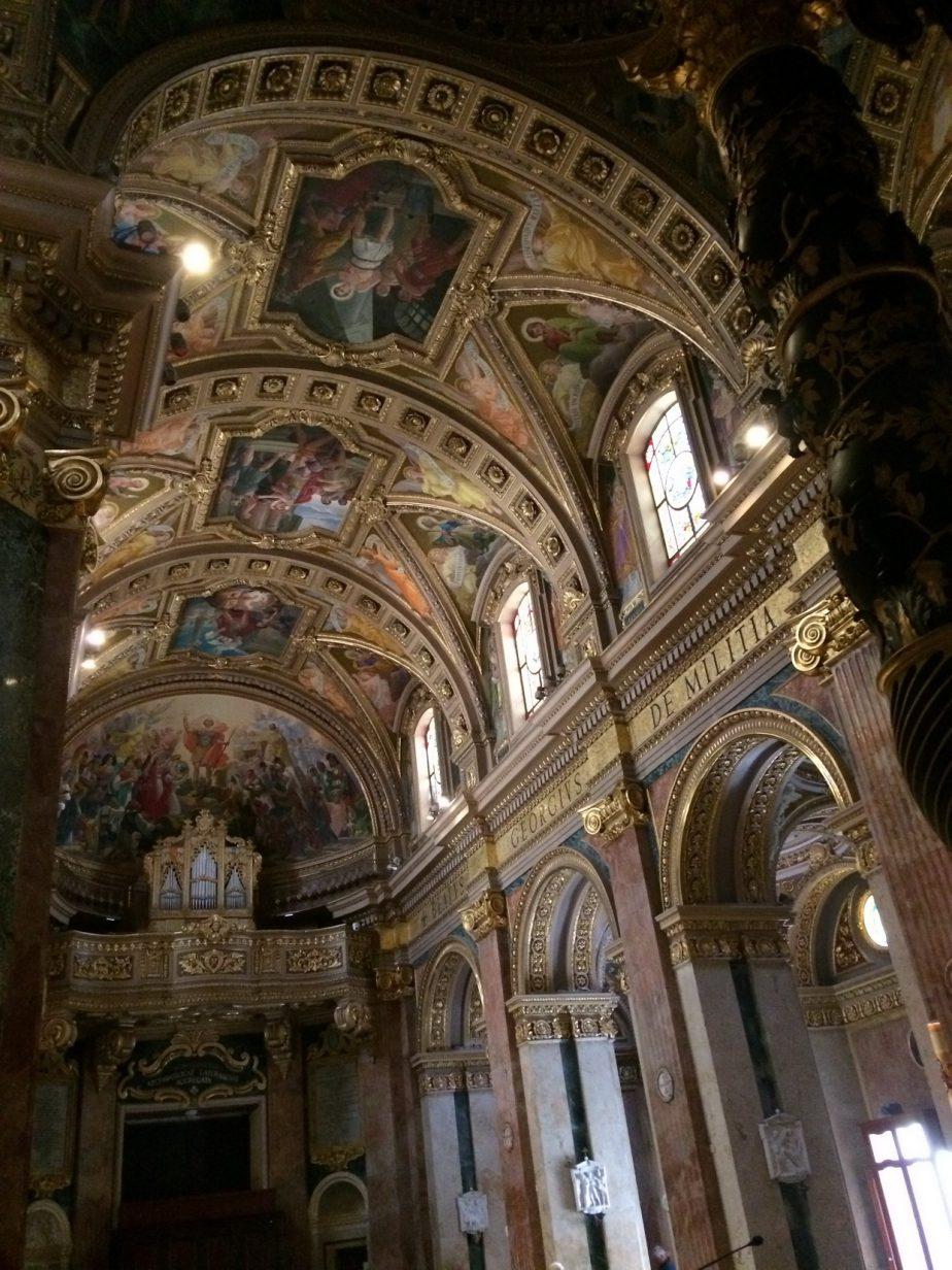 Victoria, Basilica di San Giorgio (4)