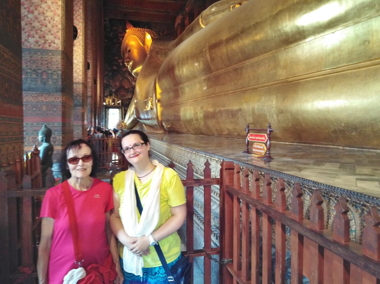 Wat Pho - Foto Liza Binelli