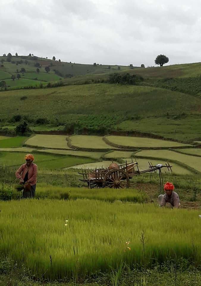 Birmania - Foto di Francesca Pierantoni