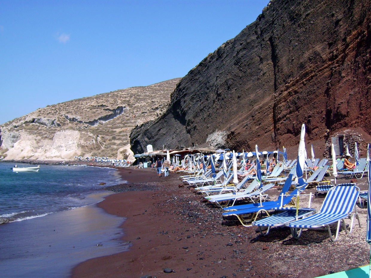 Santorini - Red Beach - Foto MarkosIt