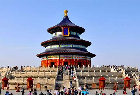 Pechino - Tempio del cielo